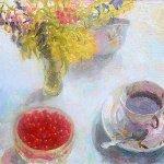 """""""Июльский чай"""", Пономарева М.Л."""